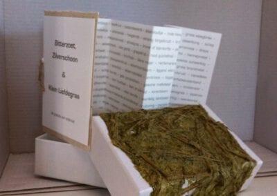 papieropdracht 'Onkruid vergaat niet'